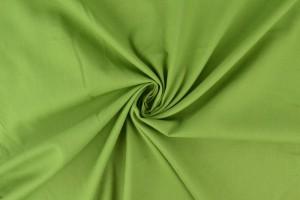Cotton poplin 16 lime green