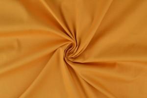 Cotton poplin 47 ochre yellow