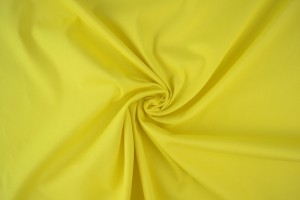 Cotton poplin 27 light yellow