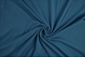 Viscose jersey 138 steel blue