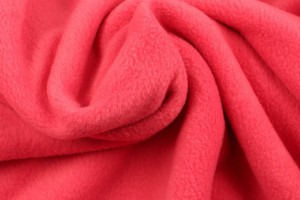 Polar fleece 50 coral pink